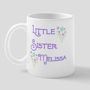 Little Sister Melissa Mug
