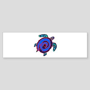 TURTLE AMAZEMENT Bumper Sticker