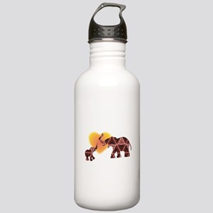 Elephant Stainless Water Bottle 1.0L