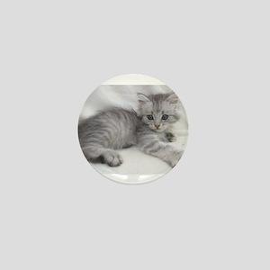 Miakira Siberian Kittens Mini Button