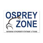 Osprey Zone Wall Decal