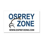 Osprey Zone Car Magnet 20 x 12
