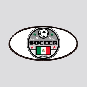 Live Love Soccer Mexico Patch