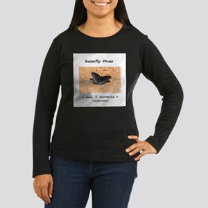 Butterfly Power Gifts Long Sleeve T-Shirt