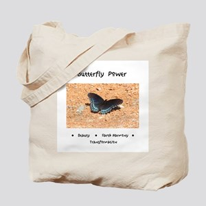 Butterfly Power Gifts Tote Bag