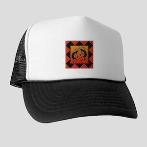 Southwest Design Kokopelli Trucker Hat