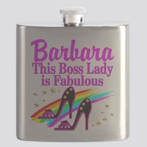 CUSTOM BOSS LADY Flask