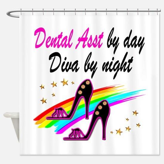 CHIC DENTAL ASST Shower Curtain
