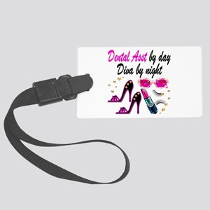 CHIC DENTAL ASST Large Luggage Tag