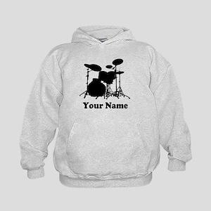 Personalized Drum Sweatshirt