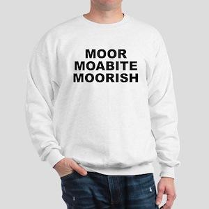Moor Moabite Moorish Men's Light Sweatshirt