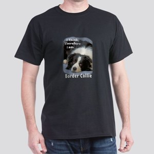 Border Collie-3 Dark T-Shirt