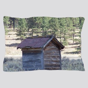 Old Barn Pillow Case