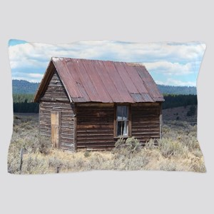 Vintage Barn Pillow Case