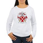 Barroso Family Crest Women's Long Sleeve T-Shirt