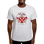 Barroso Family Crest Light T-Shirt