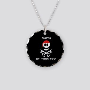 ShiverMe1 Necklace Circle Charm