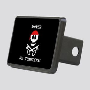 ShiverMe1 Rectangular Hitch Cover