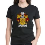 Barros Family Crest Women's Dark T-Shirt