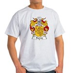 Barros Family Crest Light T-Shirt