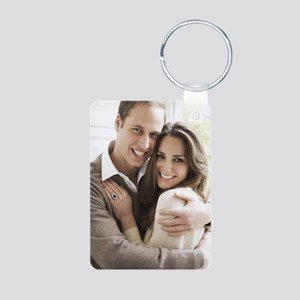 Prince William and Kate Keychains