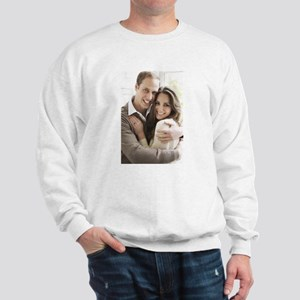 Prince William and Kate Sweatshirt