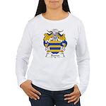 Barrat Family Crest Women's Long Sleeve T-Shirt