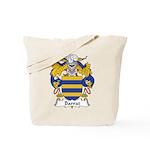 Barrat Family Crest Tote Bag