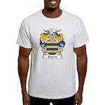 Barrat Family Crest Light T-Shirt