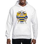 Barrat Family Crest Hooded Sweatshirt