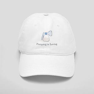 pumping Baseball Cap