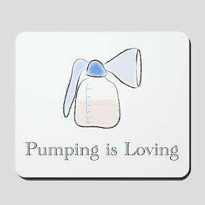 pumping Mousepad