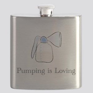 pumping Flask