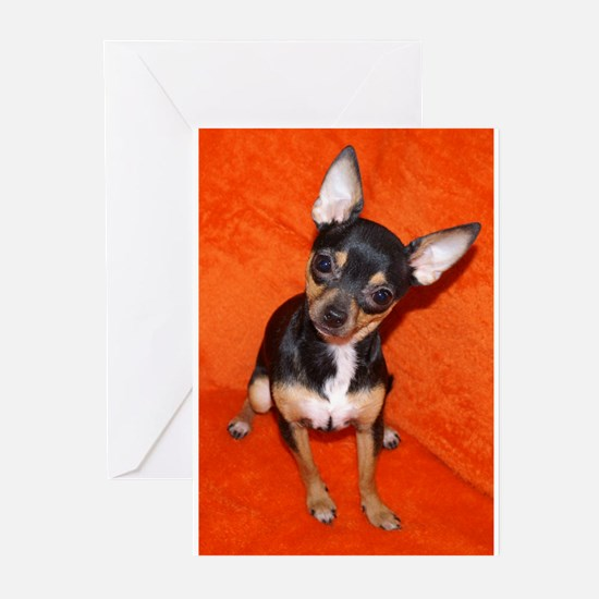 ChihuahuaJournal Greeting Cards