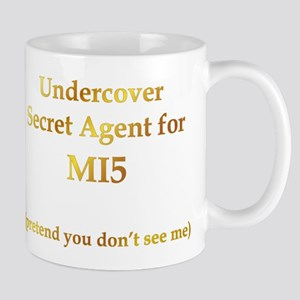 mi5agent Mugs