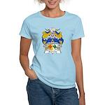 Barcelo Family Crest Women's Light T-Shirt