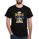 Barcelo Family Crest Dark T-Shirt