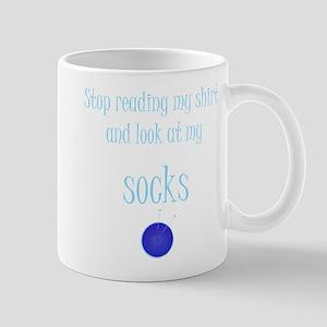 2-socks 2 Mugs