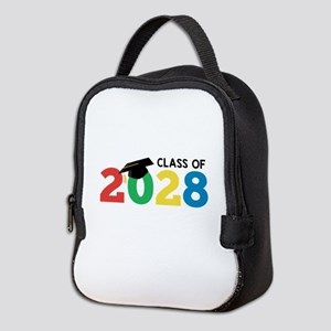 Class of 2028 Neoprene Lunch Bag