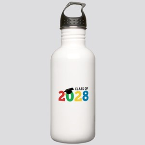 Class of 2028 Stainless Water Bottle 1.0L