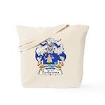 Barberena Family Crest Tote Bag