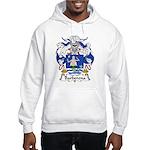 Barberena Family Crest Hooded Sweatshirt