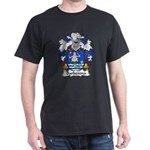 Barberena Family Crest Dark T-Shirt
