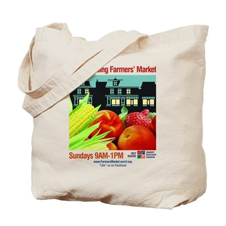 West Reading Farmers' Market Tote Bag