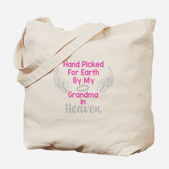 Hand Picked for Earth Tote Bag