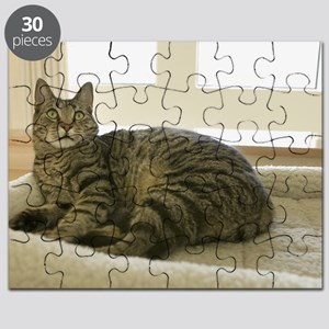 Catbed Kitty Puzzle