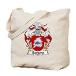 Barbens Family Crest Tote Bag