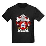 Barbens Family Crest Kids Dark T-Shirt