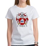 Barbens Family Crest Women's T-Shirt