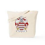 Barbaran Family Crest  Tote Bag
